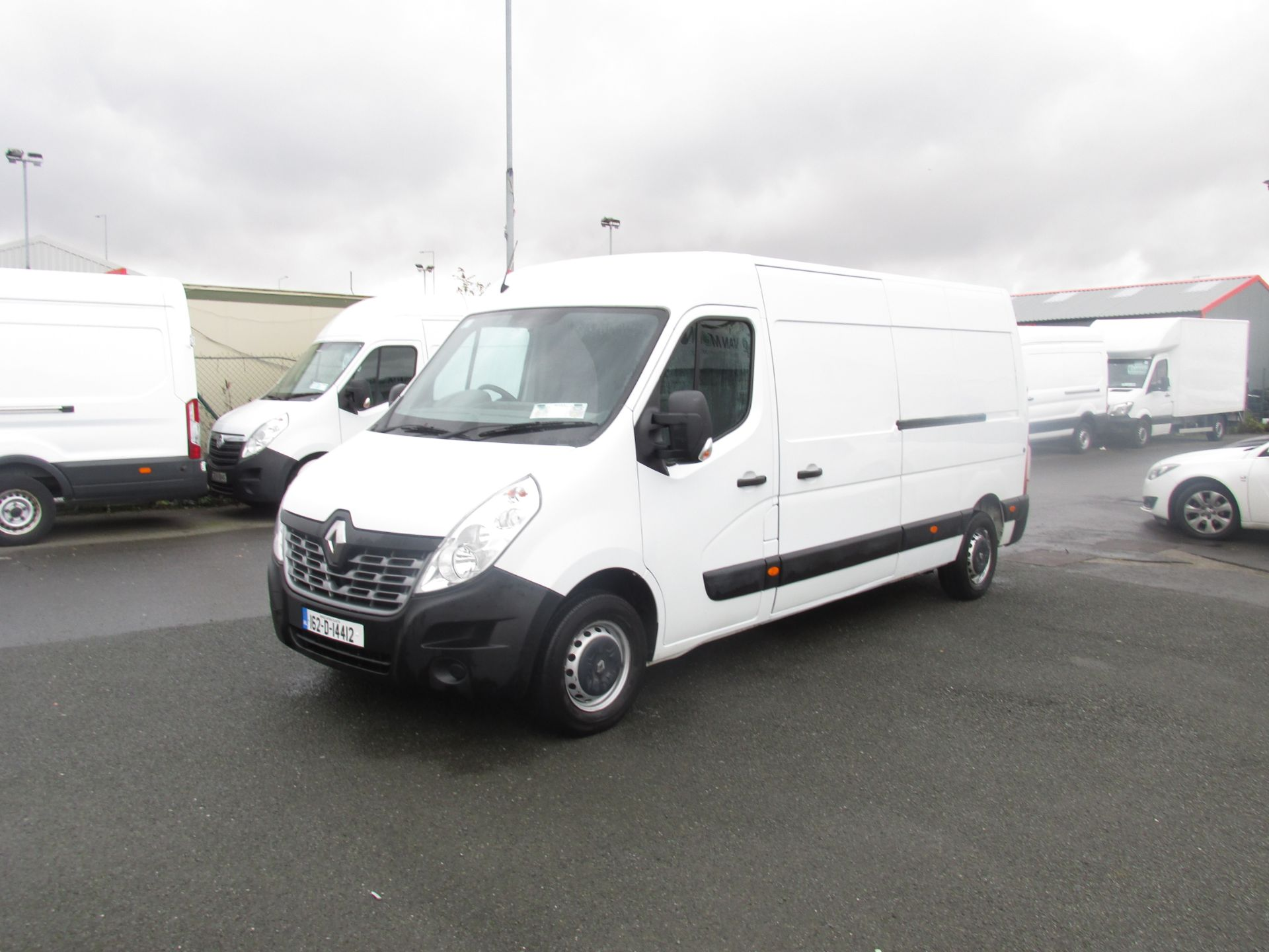 2016 Renault Master III FWD LM35 DCI 125 Business 3DR (162D14412) Image 3