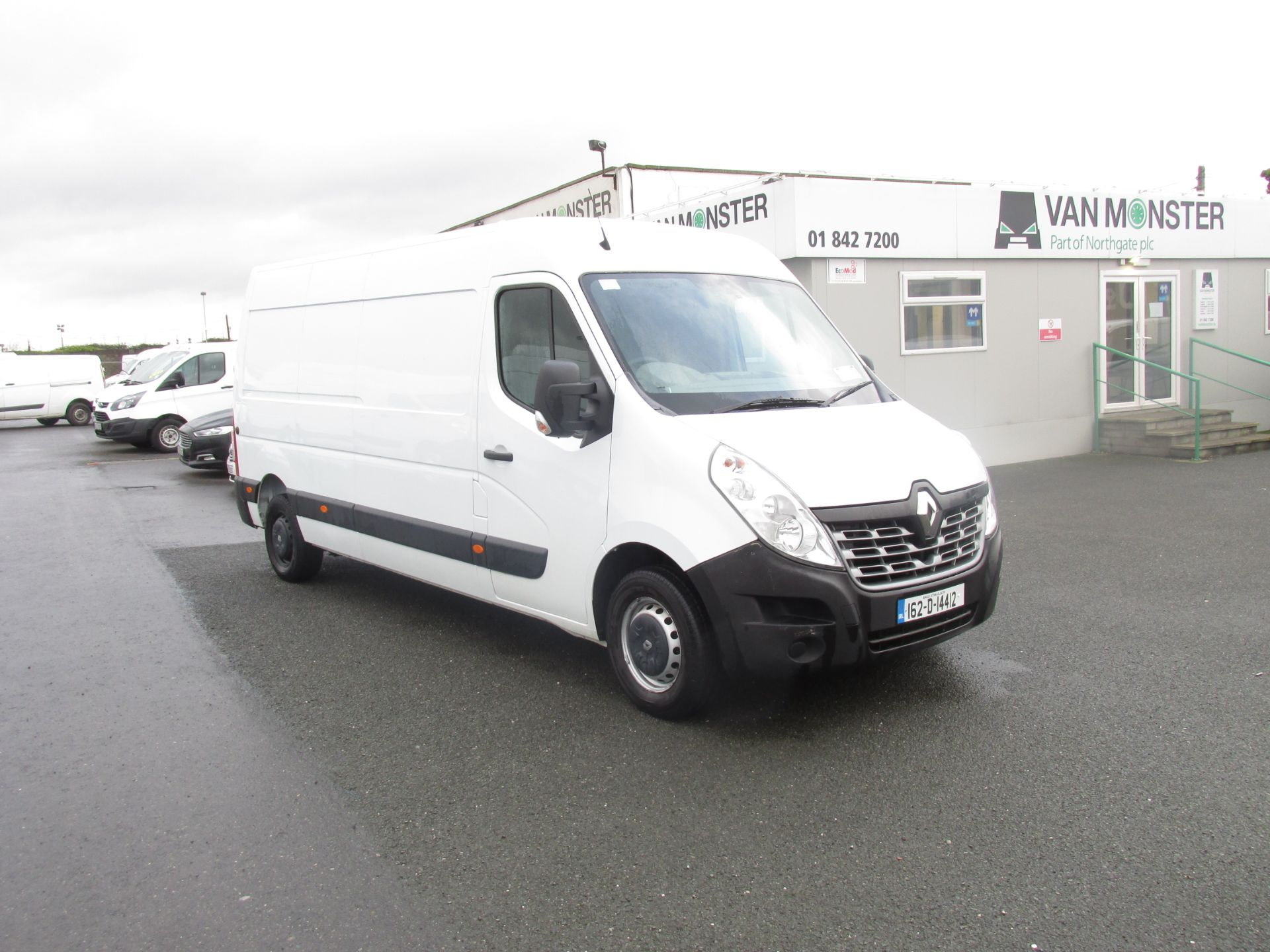 2016 Renault Master III FWD LM35 DCI 125 Business 3DR (162D14412)