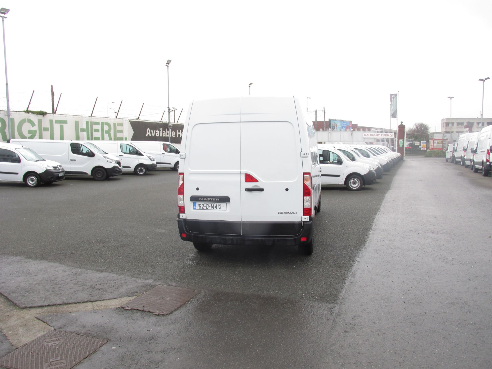 2016 Renault Master III FWD LM35 DCI 125 Business 3DR (162D14412) Image 6