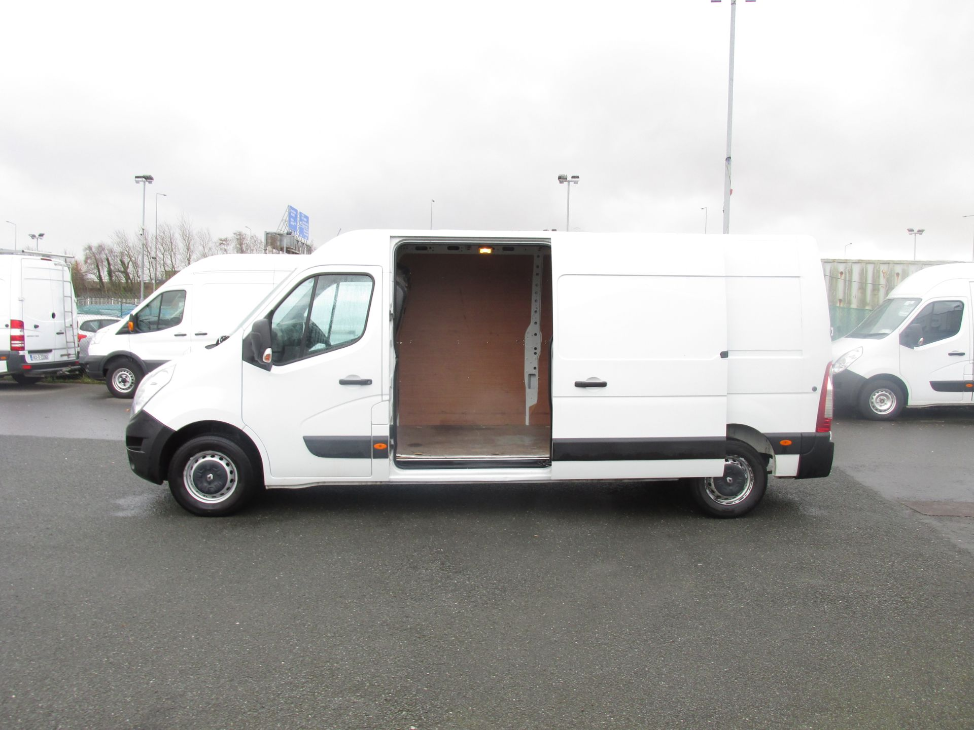 2016 Renault Master III FWD LM35 DCI 125 Business 3DR (162D14412) Image 8