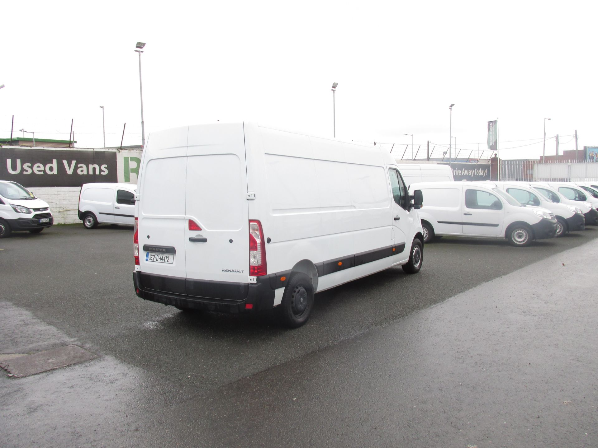 2016 Renault Master III FWD LM35 DCI 125 Business 3DR (162D14412) Image 7
