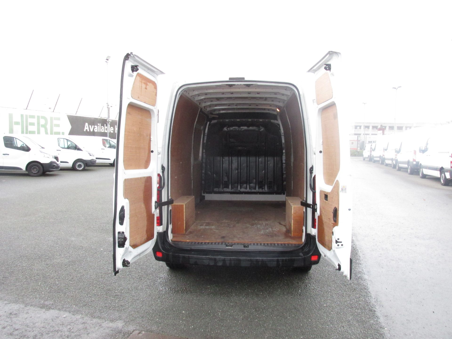 2016 Renault Master III FWD LM35 DCI 125 Business 3DR (162D14412) Image 9