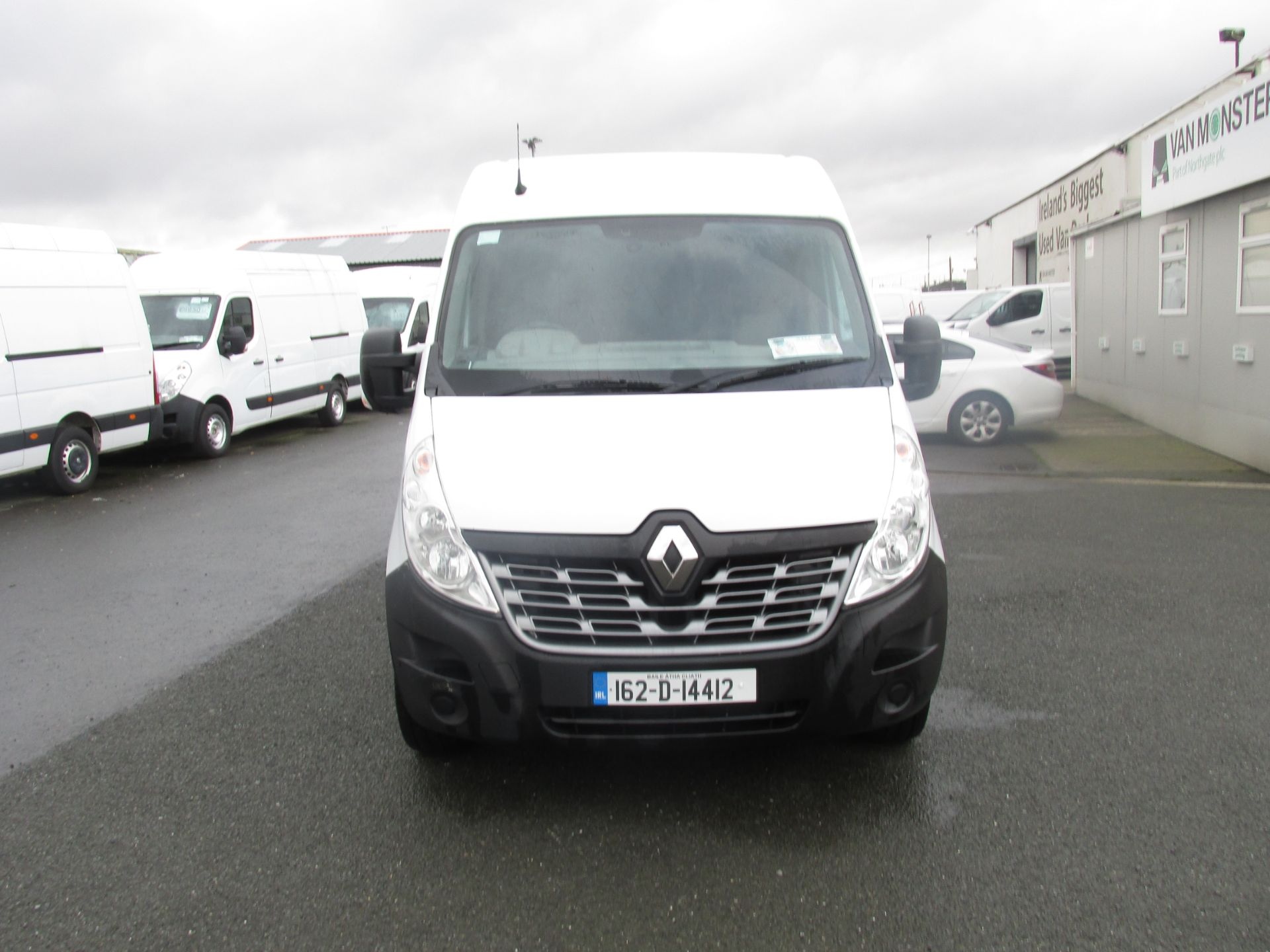 2016 Renault Master III FWD LM35 DCI 125 Business 3DR (162D14412) Image 2
