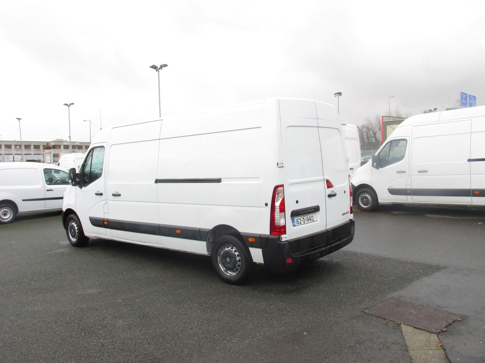 2016 Renault Master III FWD LM35 DCI 125 Business 3DR (162D14412) Image 5