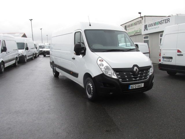 2016 Renault Master III FWD LM35 DCI 125 Business 3DR (162D14413)