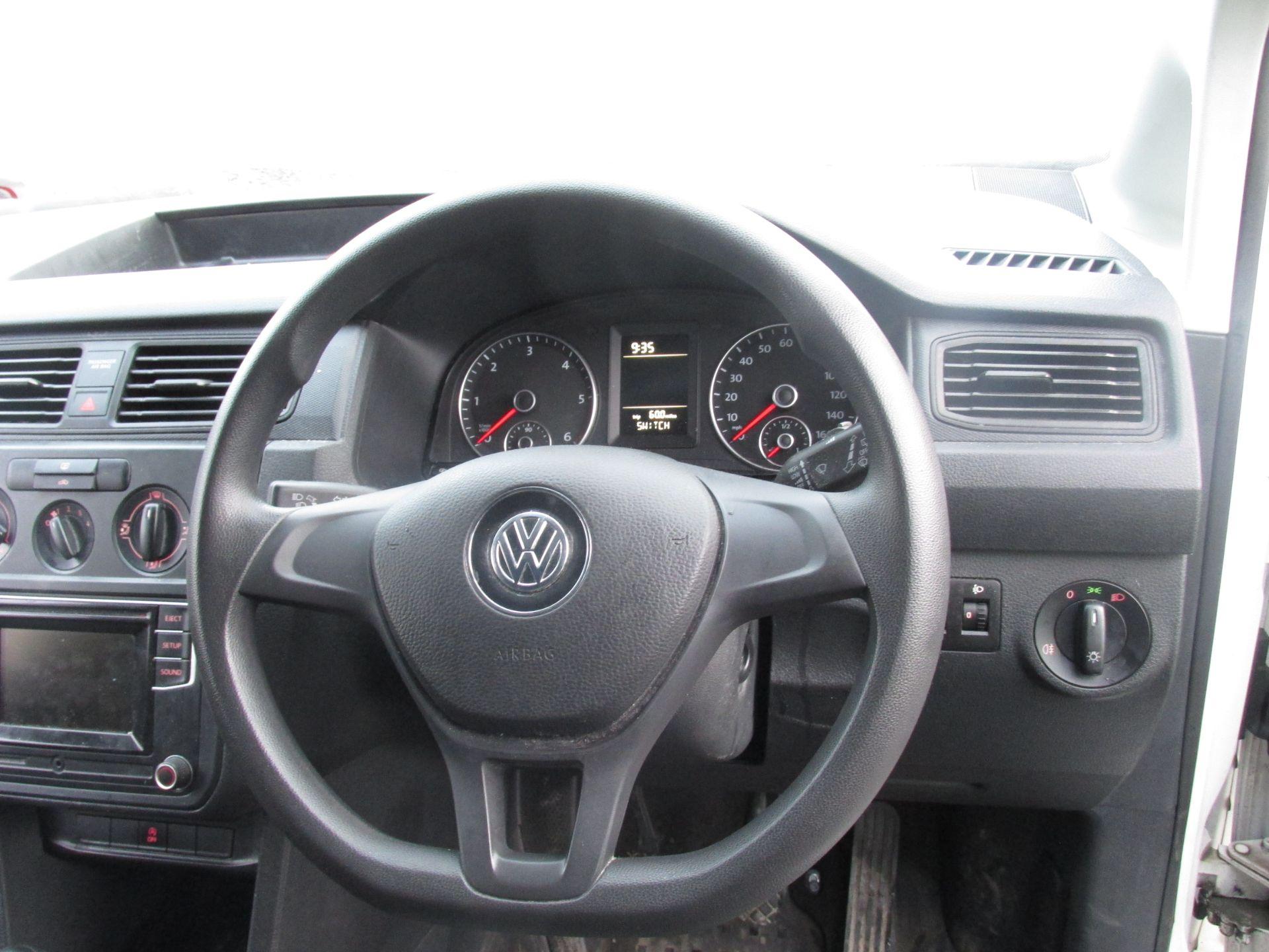 2016 Volkswagen Caddy C20 TDI STARTLINE (162D15002) Image 13