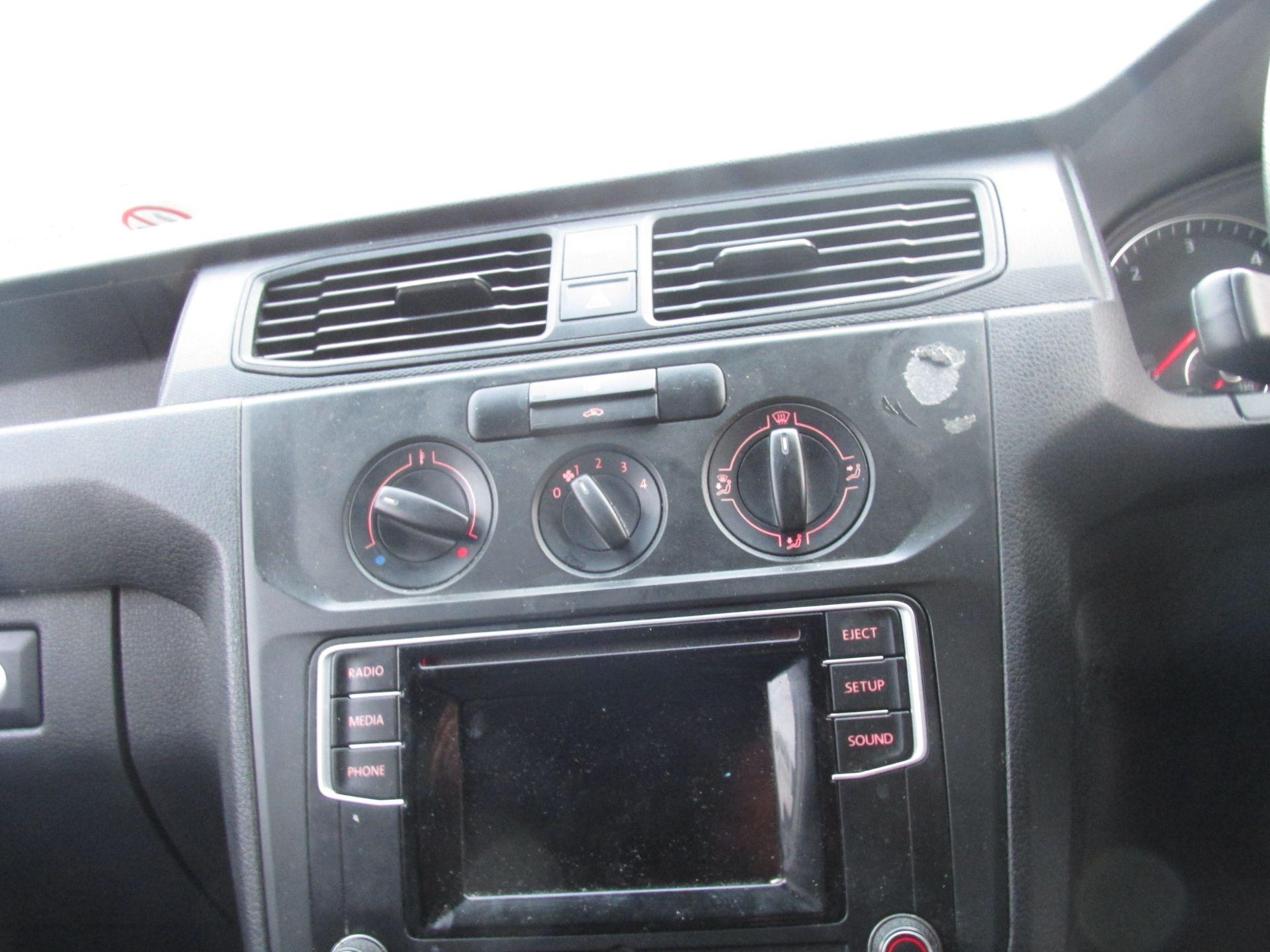 2016 Volkswagen Caddy C20 TDI STARTLINE (162D15002) Image 14