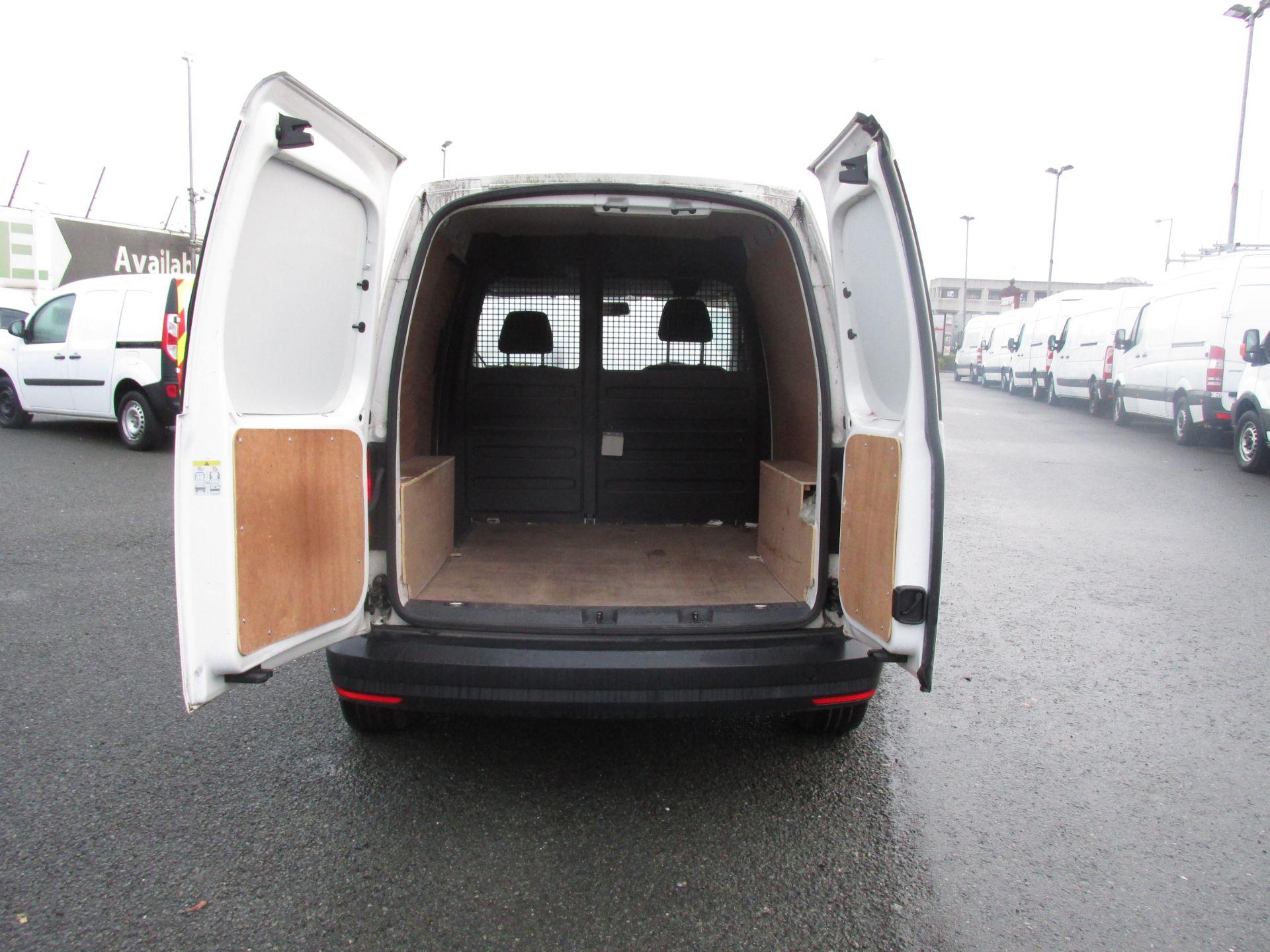 2016 Volkswagen Caddy C20 TDI STARTLINE (162D15002) Image 11