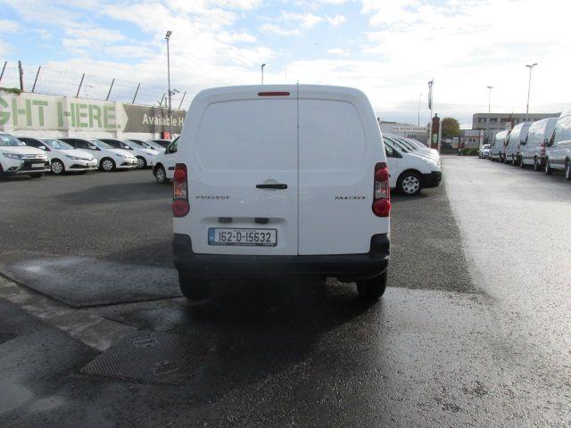 2016 Peugeot Partner Access 1.6 HDI 92 3DR (162D15632) Image 4