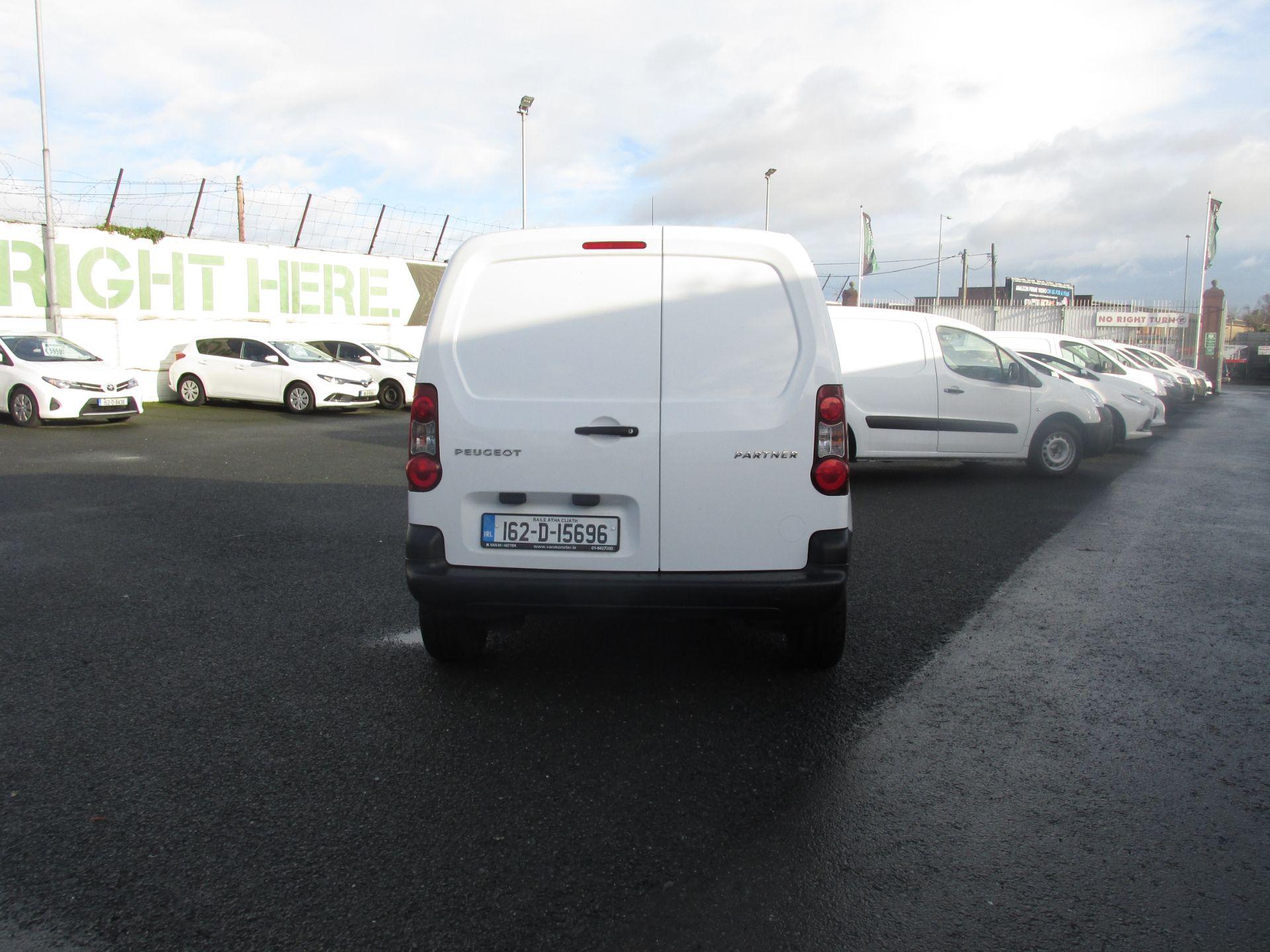 2016 Peugeot Partner Access 1.6 HDI 92 3DR (162D15696) Image 4