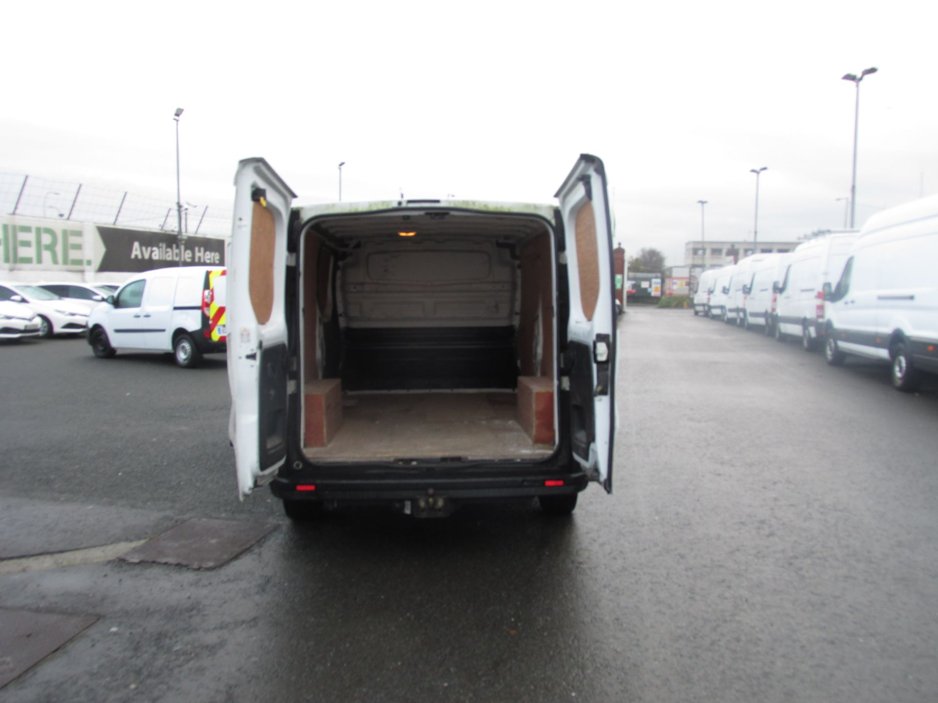 2016 Renault Trafic LL29 DCI 115 Business Panel VA (162D16060) Image 11