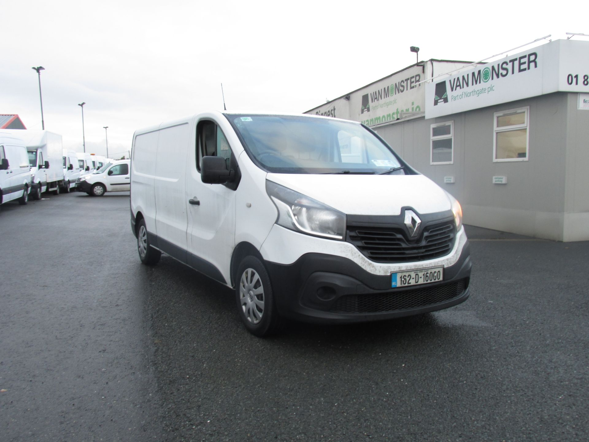 2016 Renault Trafic LL29 DCI 115 Business Panel VA (162D16060)