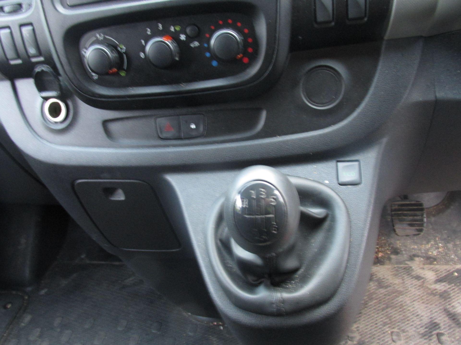 2016 Renault Trafic LL29 DCI 115 Business Panel VA (162D16060) Image 15