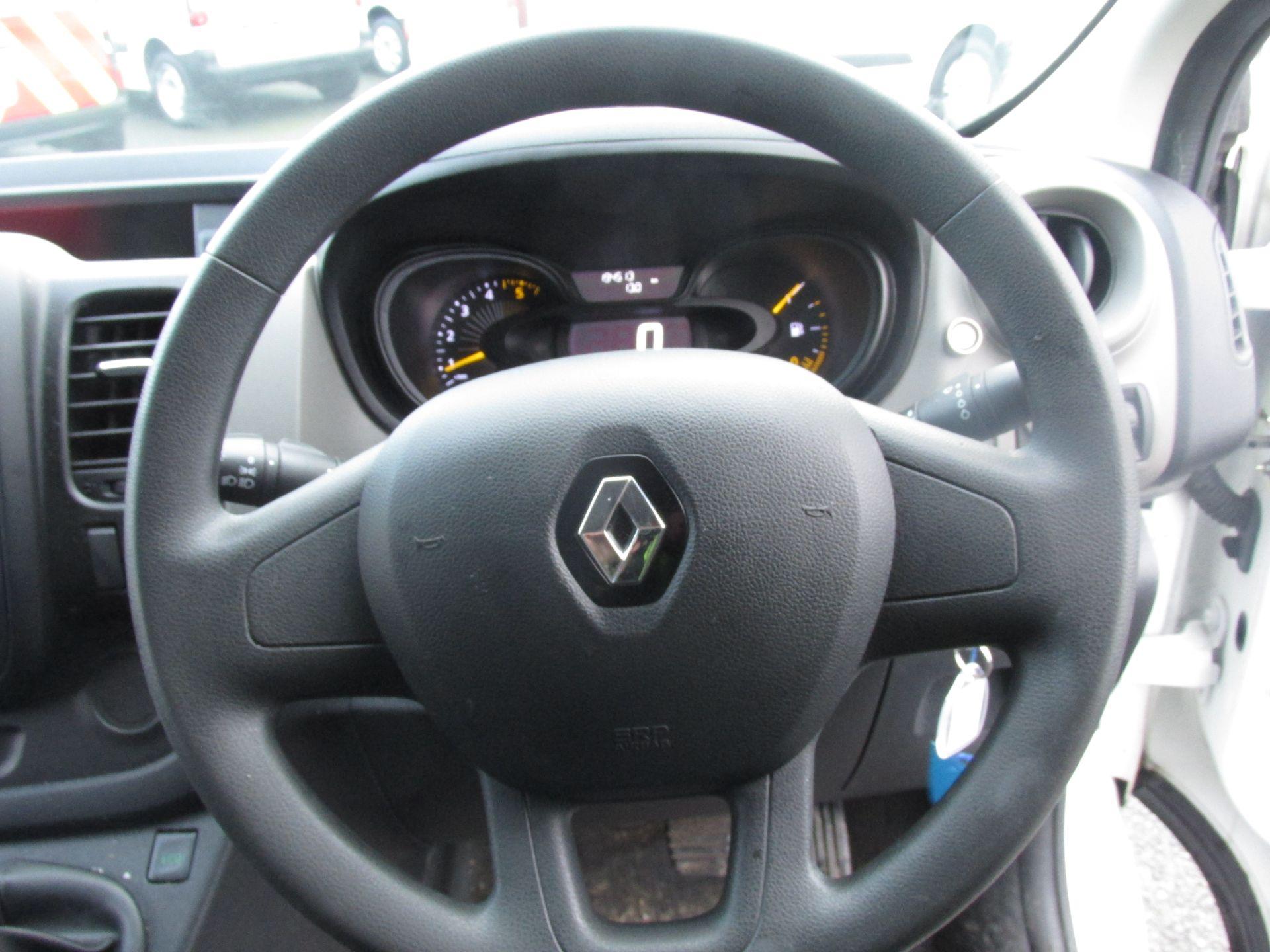 2016 Renault Trafic LL29 DCI 115 Business Panel VA (162D16060) Image 13