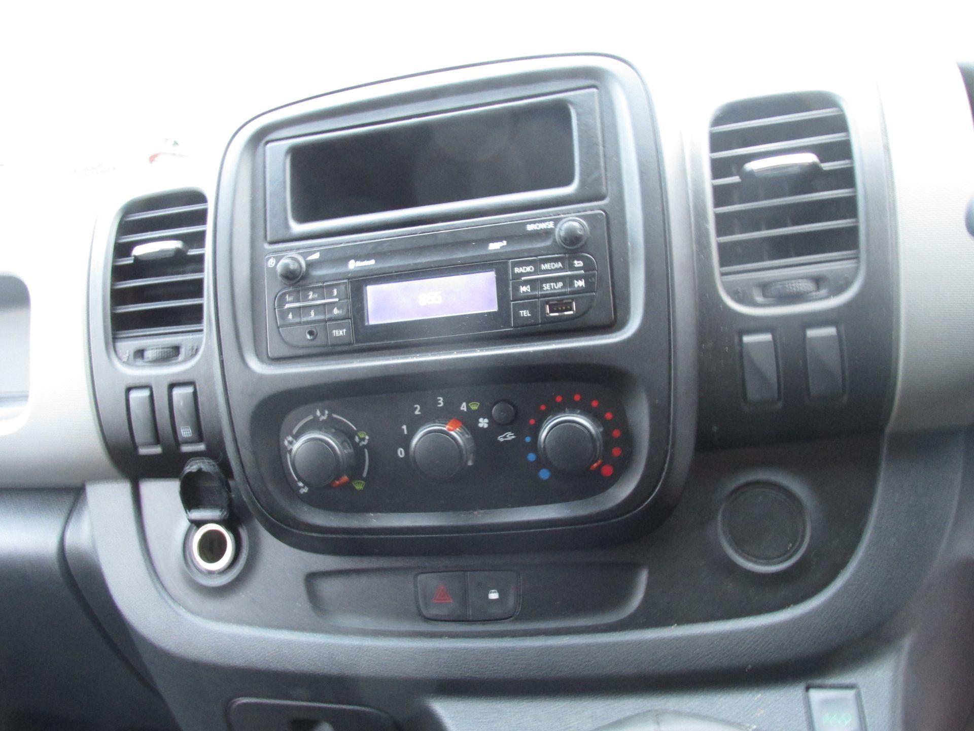 2016 Renault Trafic LL29 DCI 115 Business Panel VA (162D16060) Image 14