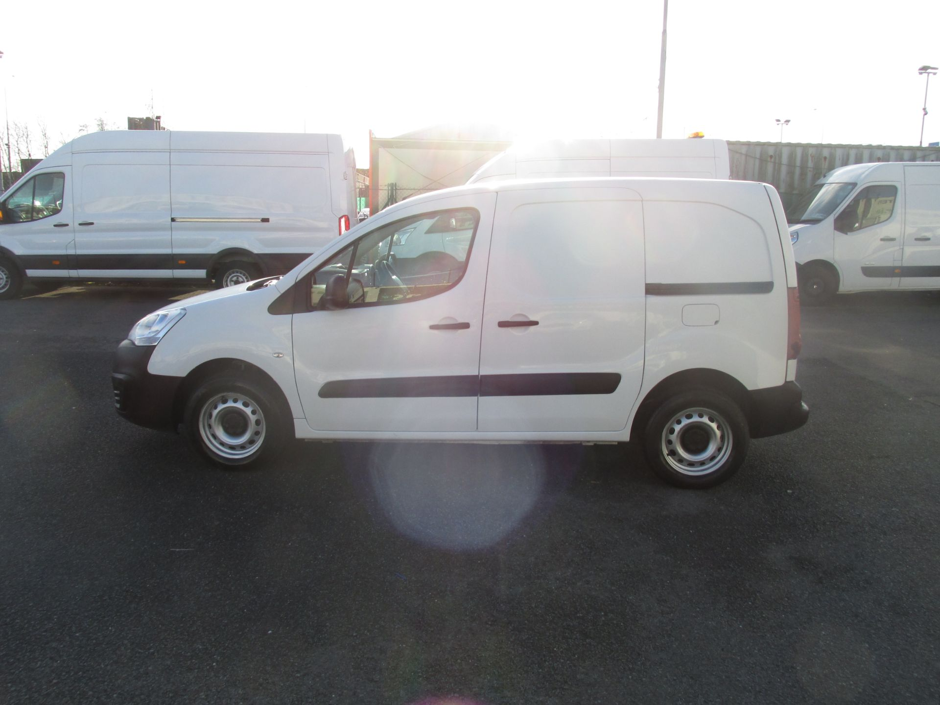 2016 Peugeot Partner #150 VANS TO VIEW IN SANTRY # (162D16363) Image 4