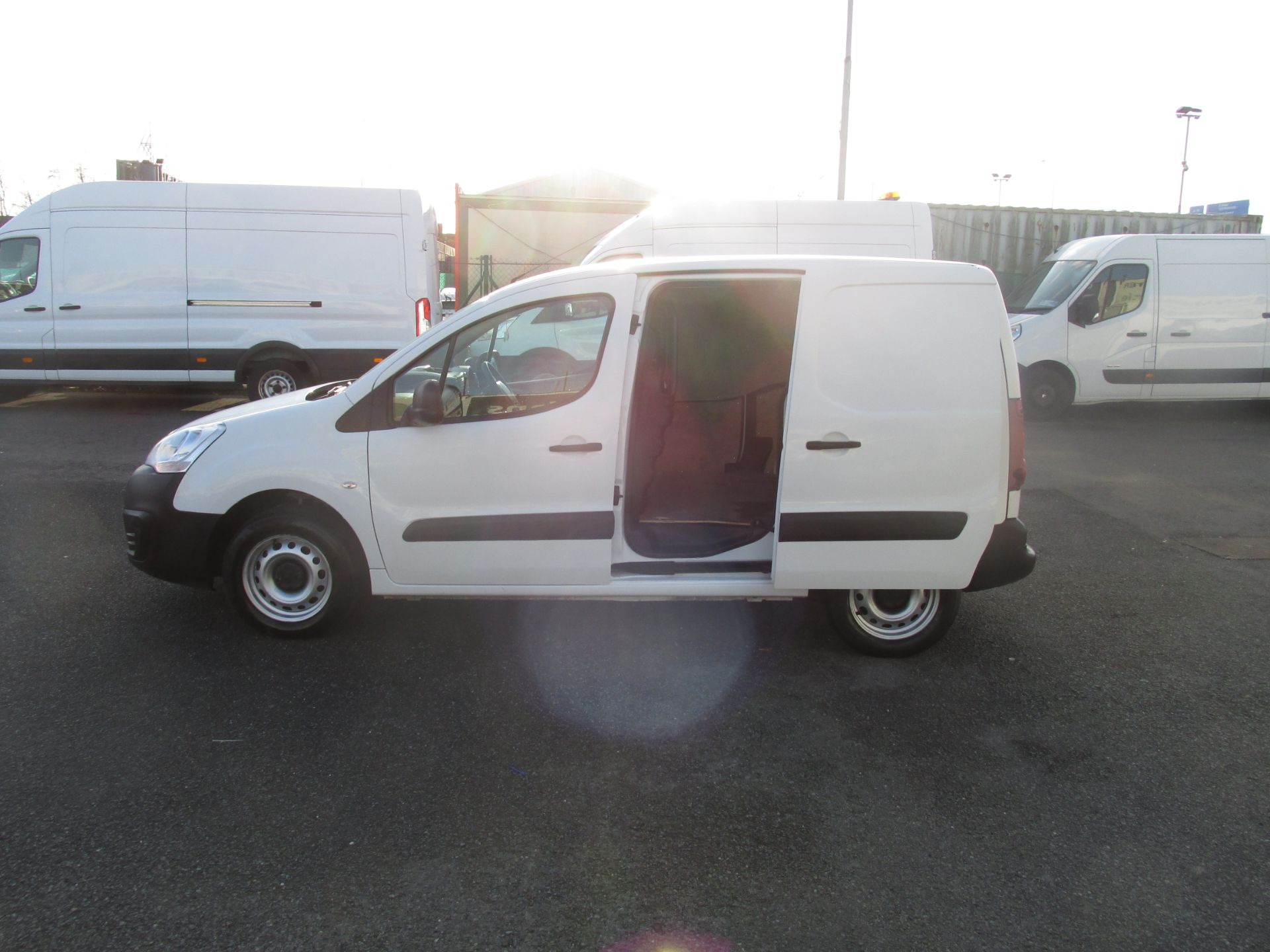 2016 Peugeot Partner #150 VANS TO VIEW IN SANTRY # (162D16363) Image 8