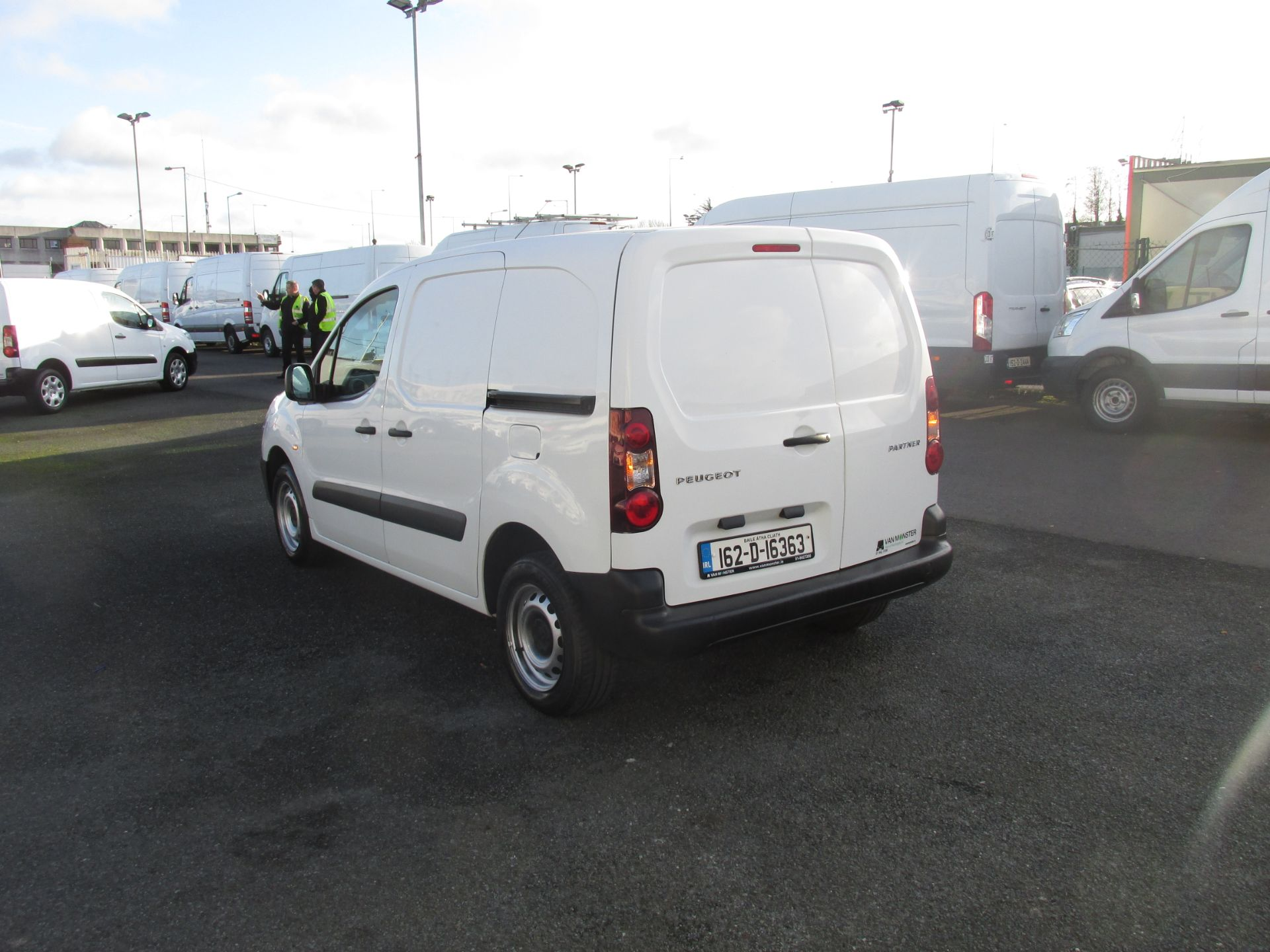 2016 Peugeot Partner #150 VANS TO VIEW IN SANTRY # (162D16363) Image 5