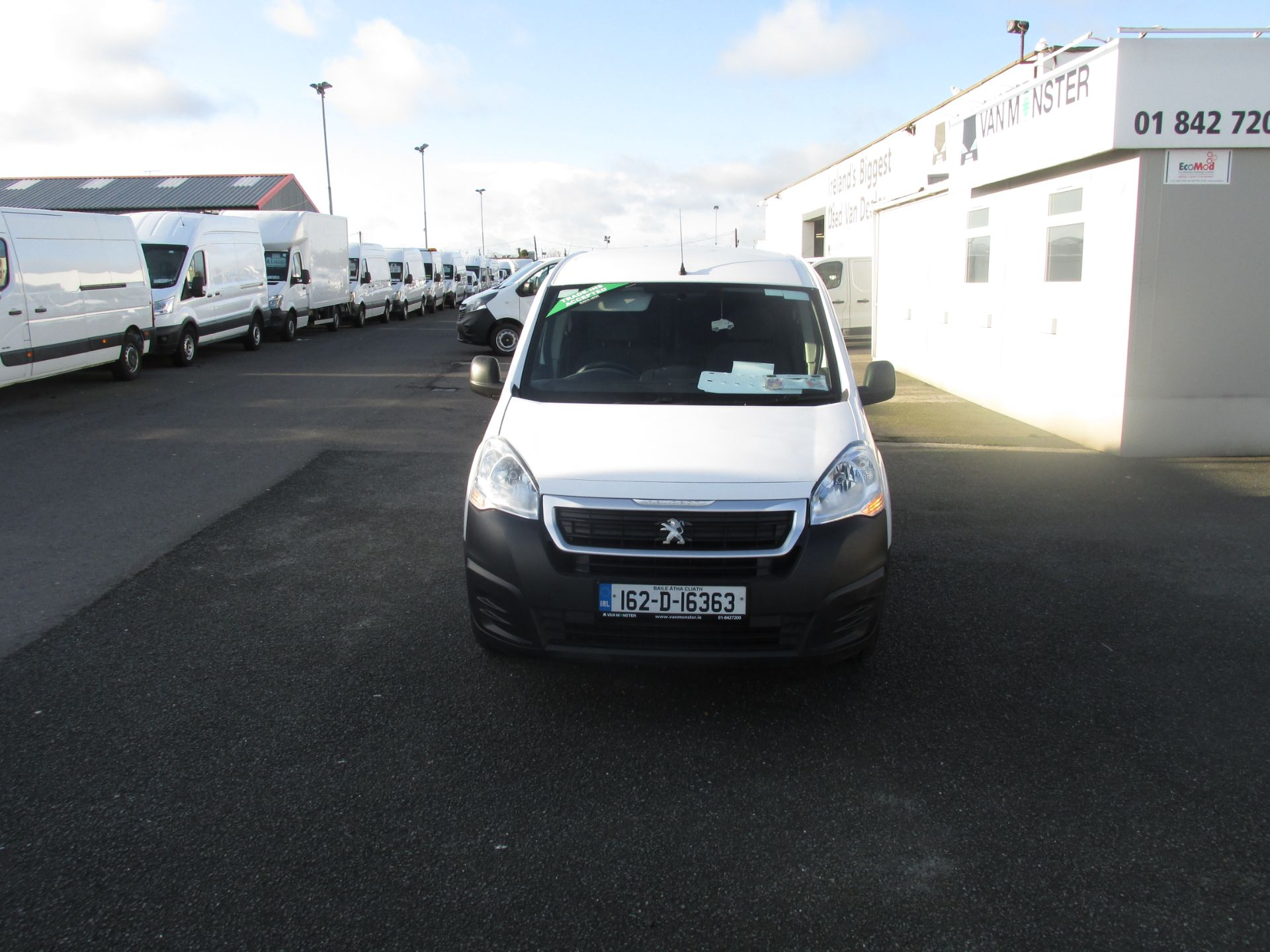 2016 Peugeot Partner #150 VANS TO VIEW IN SANTRY # (162D16363) Image 2