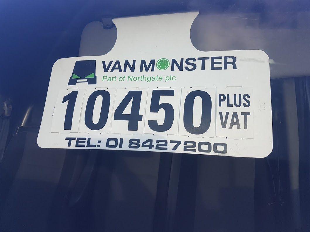 2016 Renault Master III RWD LML35 DCI 135 Energy Busin (162D17389) Image 3