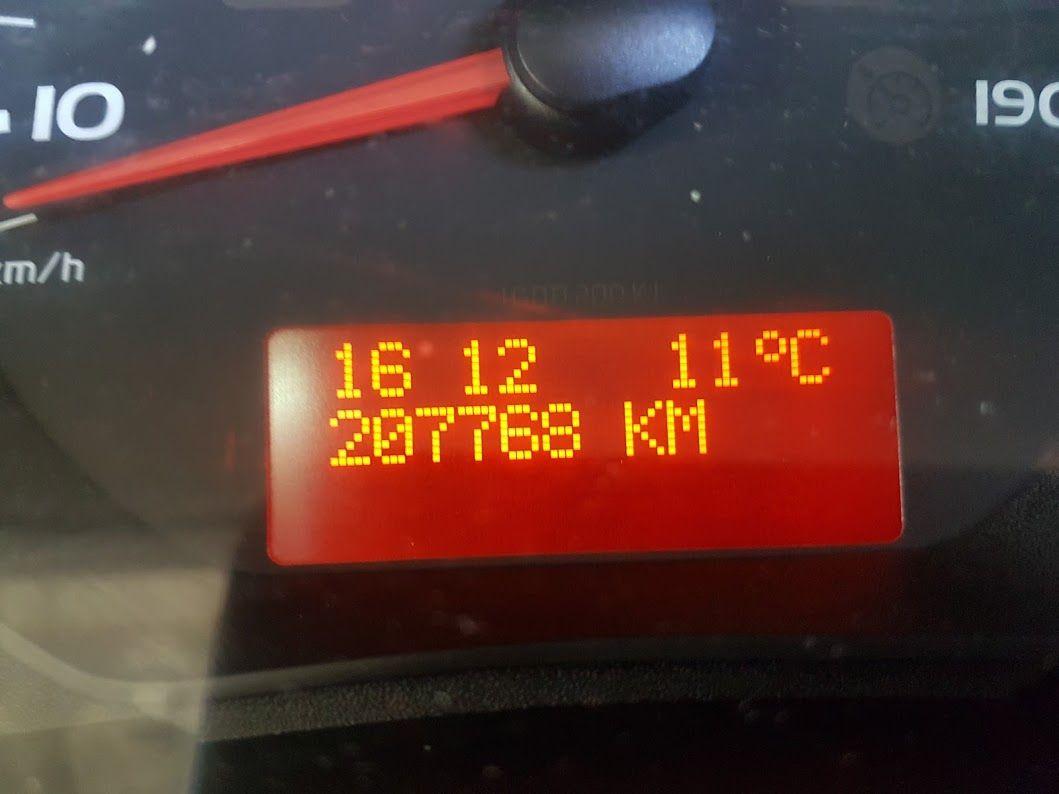 2016 Renault Master III RWD LML35 DCI 135 Energy Busin (162D17389) Image 7