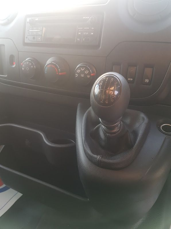 2016 Renault Master III RWD LML35 DCI 135 Energy Busin (162D17389) Image 5