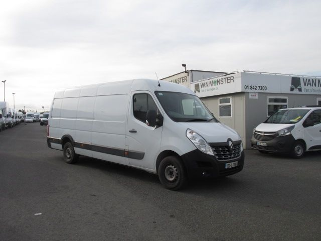 2016 Renault Master #150 VANS TO VIEW IN SANTRY # (162D17393)