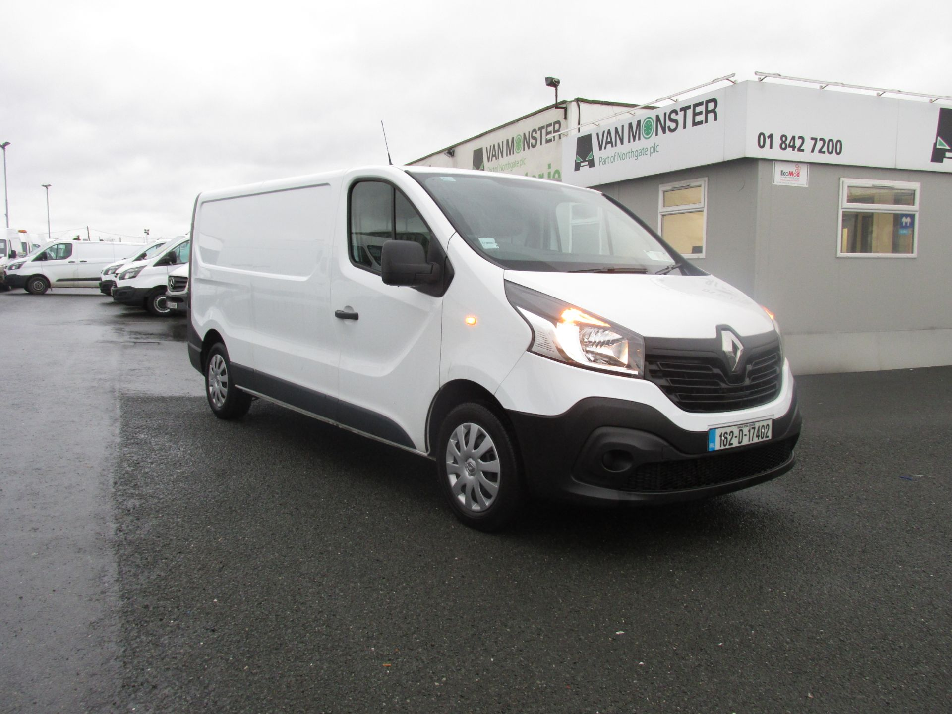 2016 Renault Trafic LL29 DCI 115 Business Panel VA - HUGE VAN SELECTION HERE IN VM SANTRY -  (162D17402)