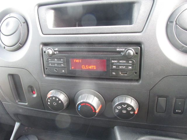 2016 Renault Master III RWD LML35 DCI 135 Energy Busin (162D17412) Image 11
