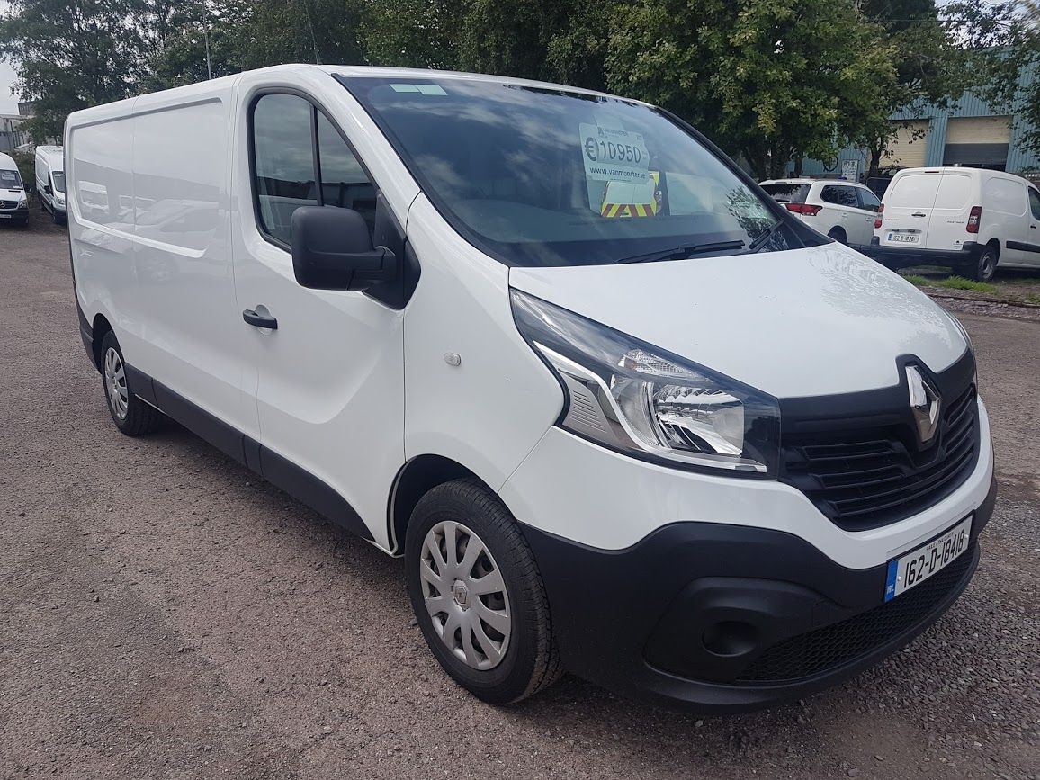 2016 Renault Trafic LL29 DCI 115 Business Panel VA (162D18418)
