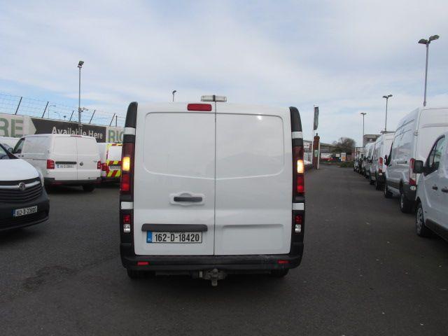2016 Renault Trafic LL29 DCI 115 Business Panel VA (162D18420) Image 4