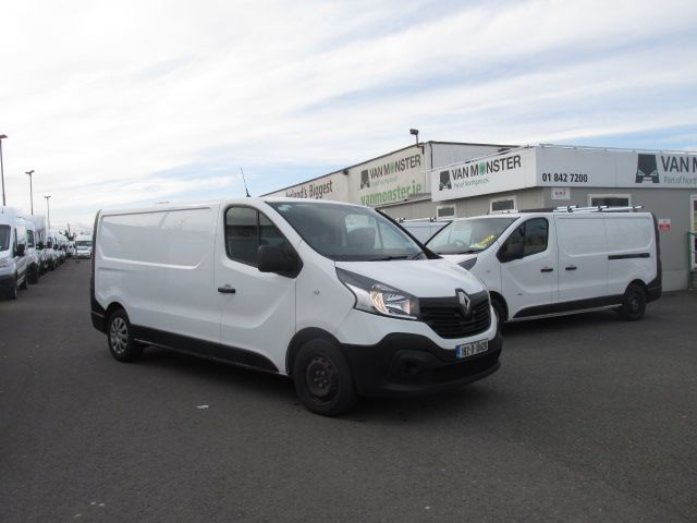 2016 Renault Trafic LL29 DCI 115 Business Panel VA (162D18420)