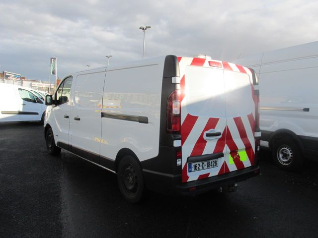 2016 Renault Trafic LL29 DCI 115 Business Panel VA (162D18428) Thumbnail 5