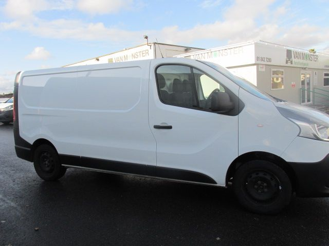 2016 Renault Trafic LL29 DCI 115 Business Panel VA (162D18428) Image 2