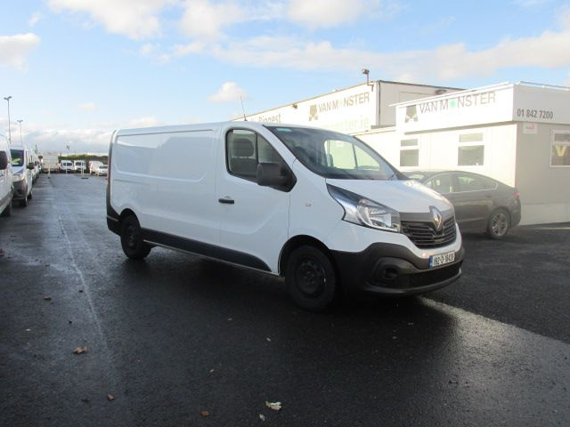 2016 Renault Trafic LL29 DCI 115 Business Panel VA (162D18428) Thumbnail 1