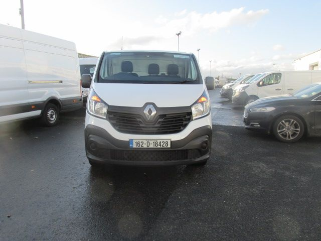 2016 Renault Trafic LL29 DCI 115 Business Panel VA (162D18428) Image 8