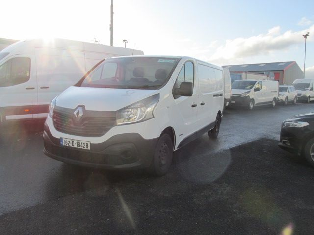 2016 Renault Trafic LL29 DCI 115 Business Panel VA (162D18428) Image 7