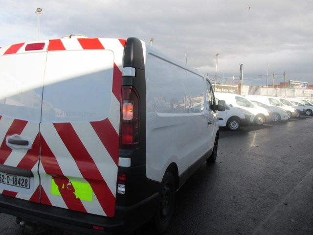 2016 Renault Trafic LL29 DCI 115 Business Panel VA (162D18428) Image 3