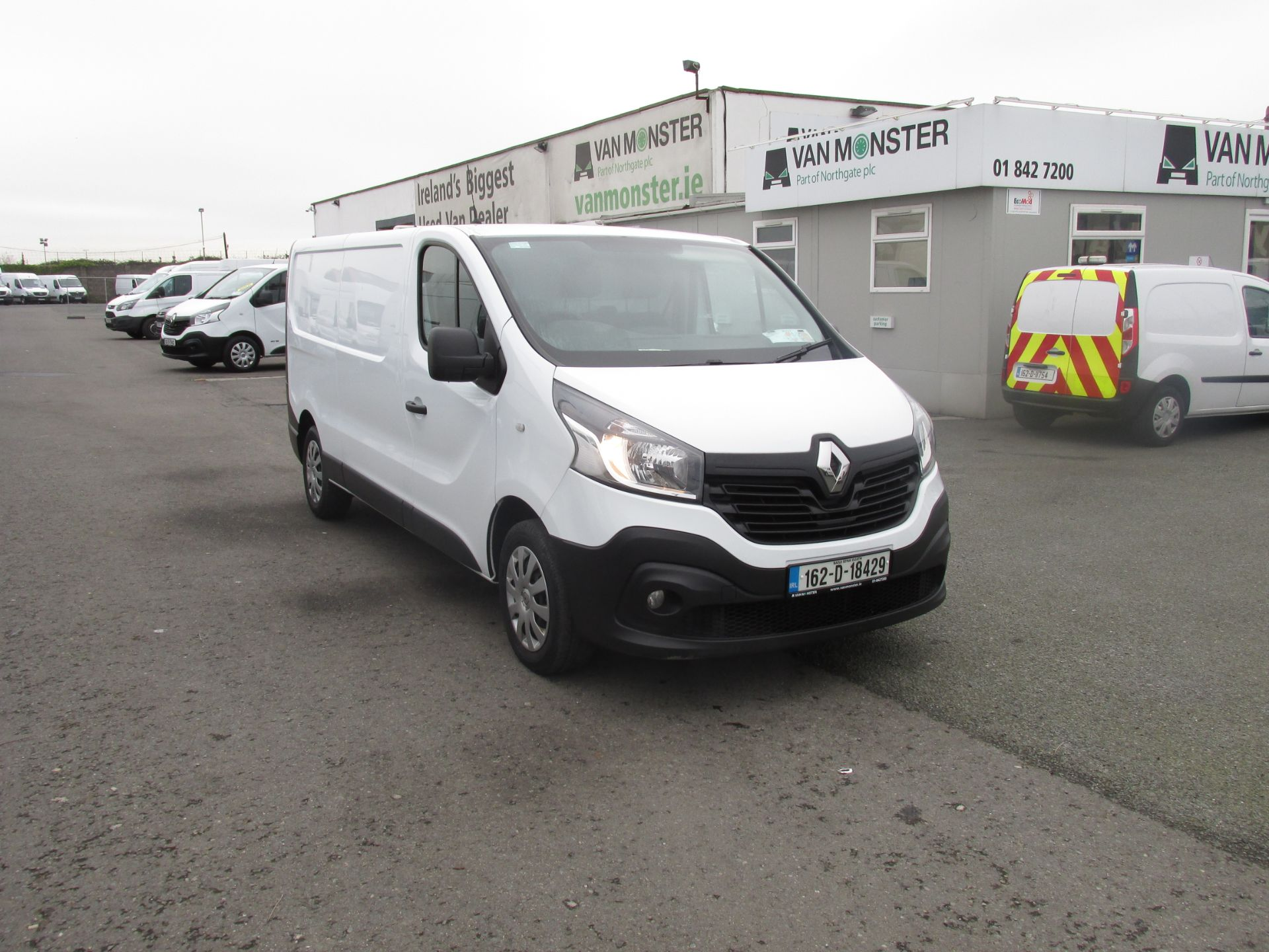 2016 Renault Trafic LL29 DCI 115 Business Panel VA (162D18429)