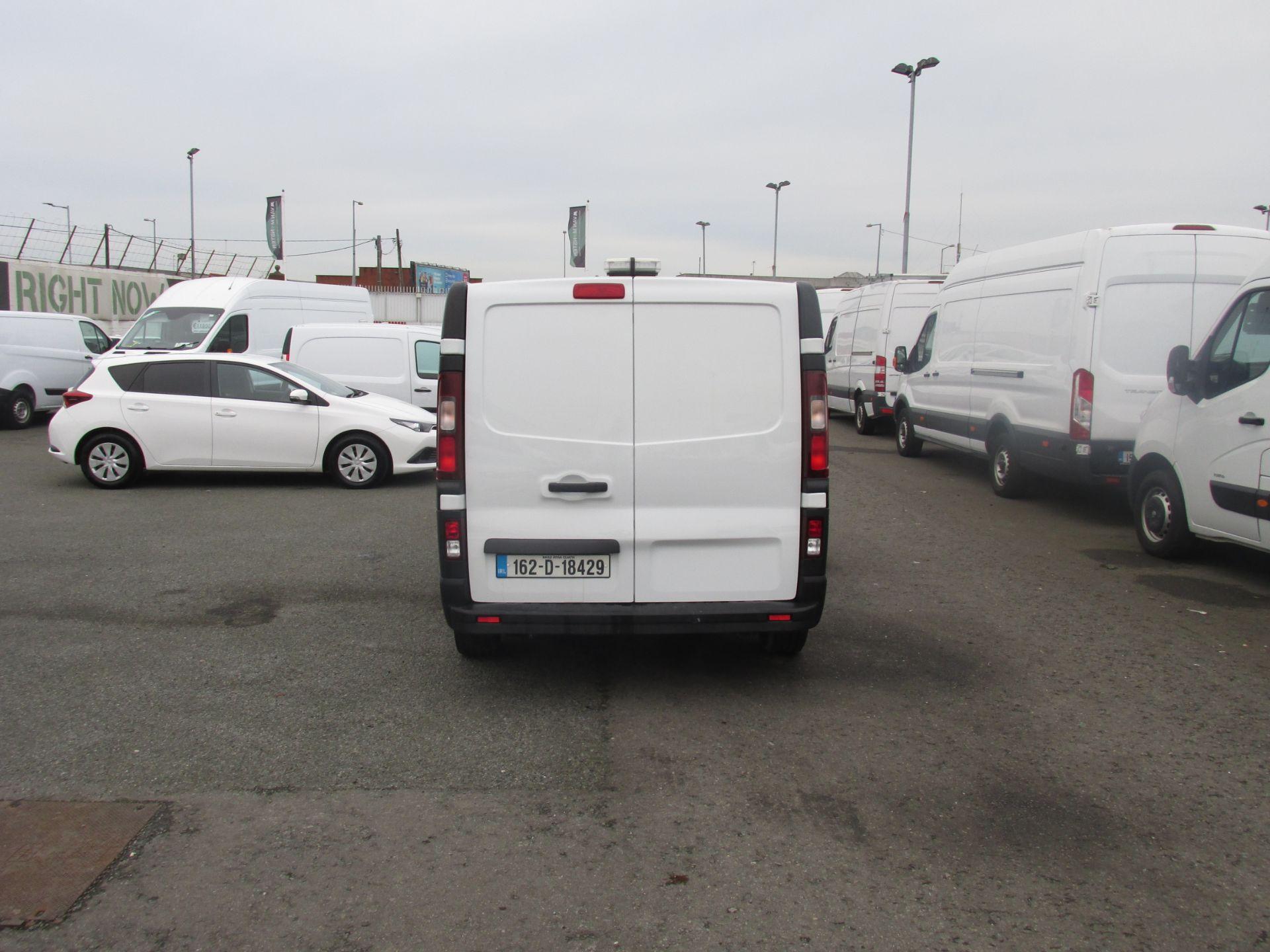2016 Renault Trafic LL29 DCI 115 Business Panel VA (162D18429) Image 6
