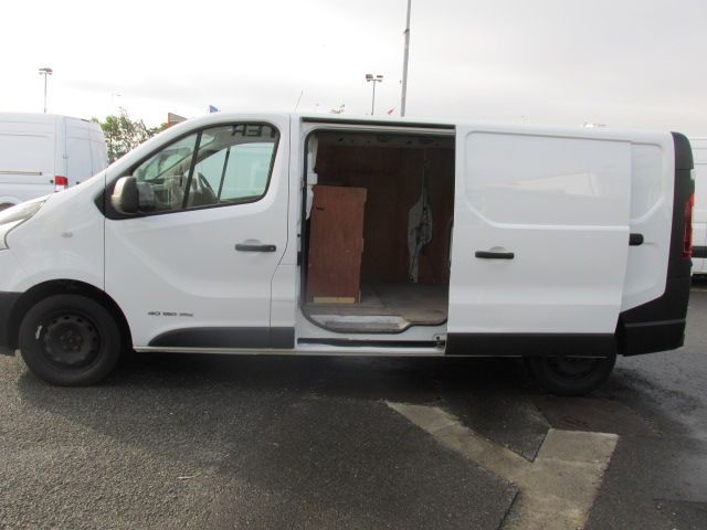 2016 Renault Trafic LL29 Energy DCI 120 Business (162D18432) Image 11