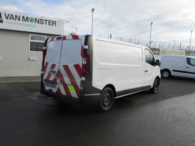 2016 Renault Trafic LL29 Energy DCI 120 Business (162D18432) Image 3