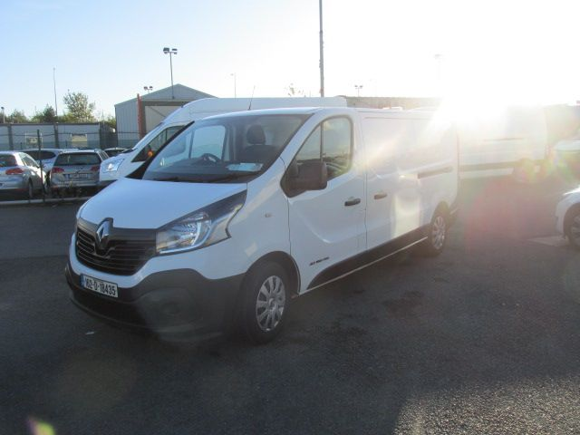 2016 Renault Trafic LL29 Energy DCI 120 Business (162D18435) Image 3