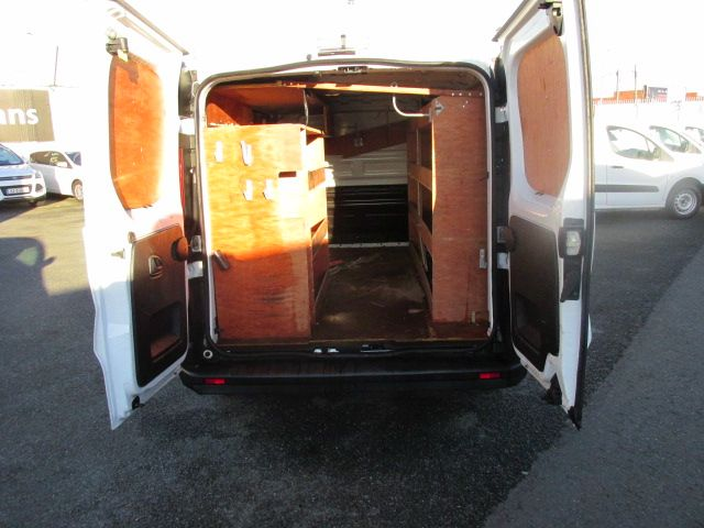 2016 Renault Trafic LL29 Energy DCI 120 Business (162D18435) Image 9