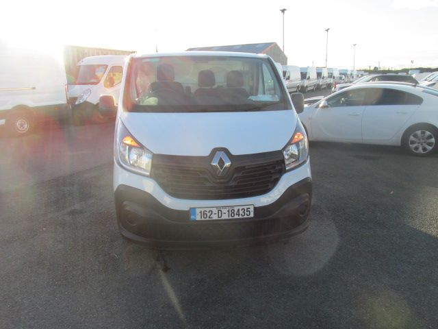 2016 Renault Trafic LL29 Energy DCI 120 Business (162D18435) Image 2