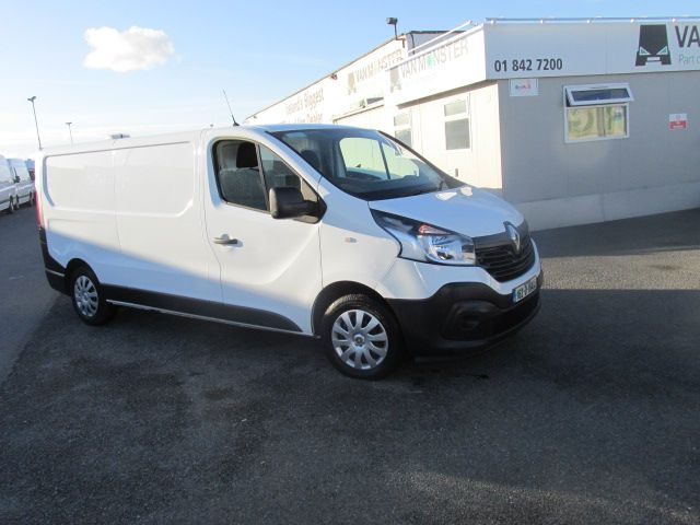 2016 Renault Trafic LL29 Energy DCI 120 Business (162D18435)