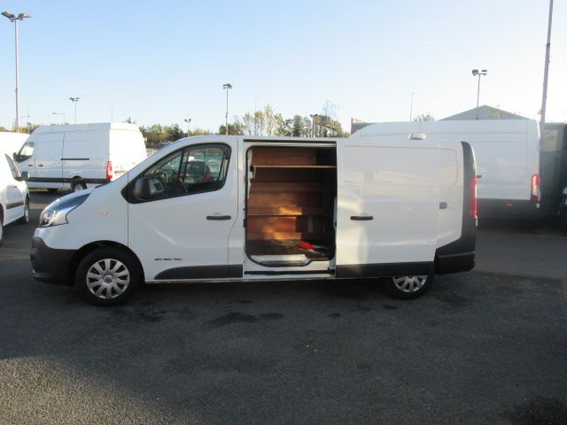 2016 Renault Trafic LL29 Energy DCI 120 Business (162D18435) Image 8