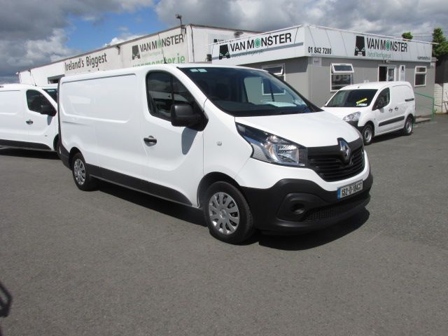 2016 Renault Trafic LL29 Energy DCI 120 Business (162D18437)