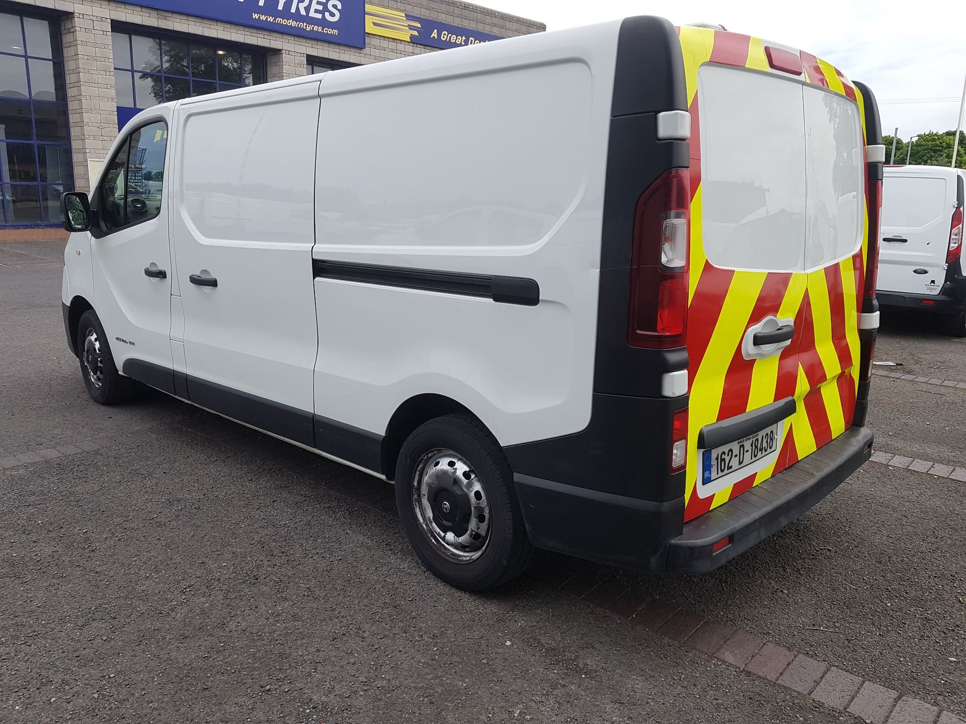 2016 Renault Trafic LL29 Energy DCI 120 Business (162D18438) Image 5