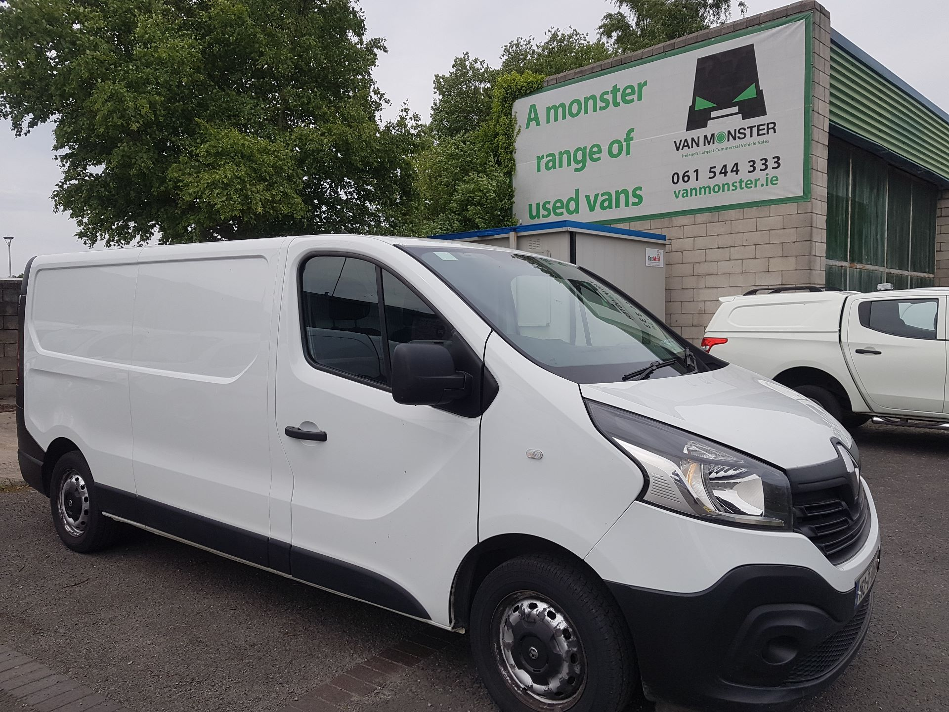 2016 Renault Trafic LL29 Energy DCI 120 Business (162D18438)